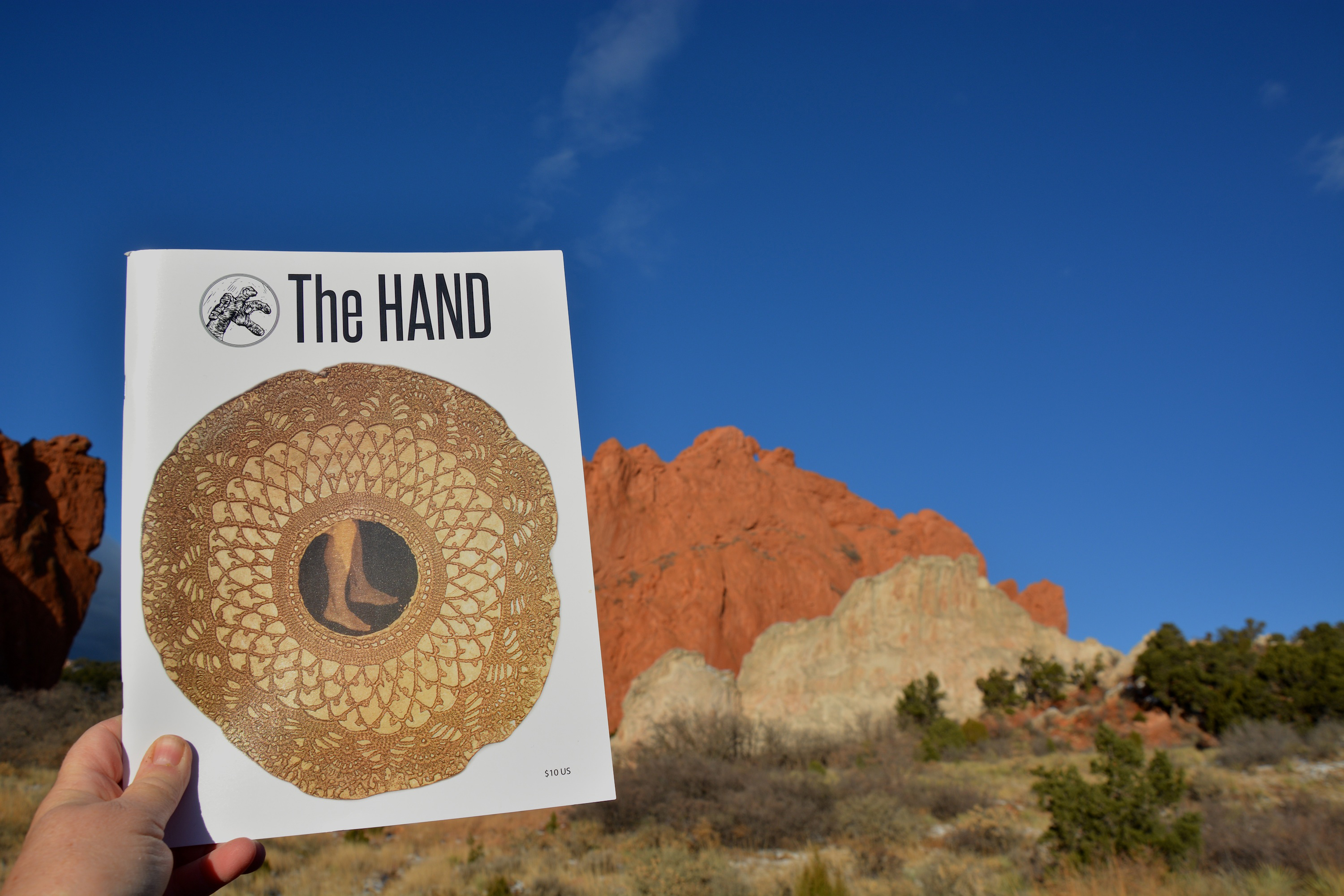 Holding Hands Across The World The Hand Magazine