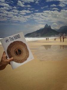 Ligia Minami, Rio de Janiero, Brazil