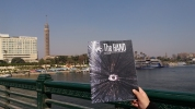Dr. Mohamed Zakarya Soltan, The Nile River and Cairo Tower, Cairo, Egypt http://soltanart.weebly.com