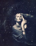 "Emma Powell, Oblivion, Toned cyanotype, 20""x 16"" http://www.emmapowellphotography.com"