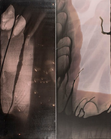 Ross Faircloth, Redrum, Collaged gelatin silver print. http://www.rossfaircloth.com