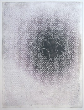 Carrie Phillips Keiser, Tear, Intaglio. http://www.carriephillipskieser.com